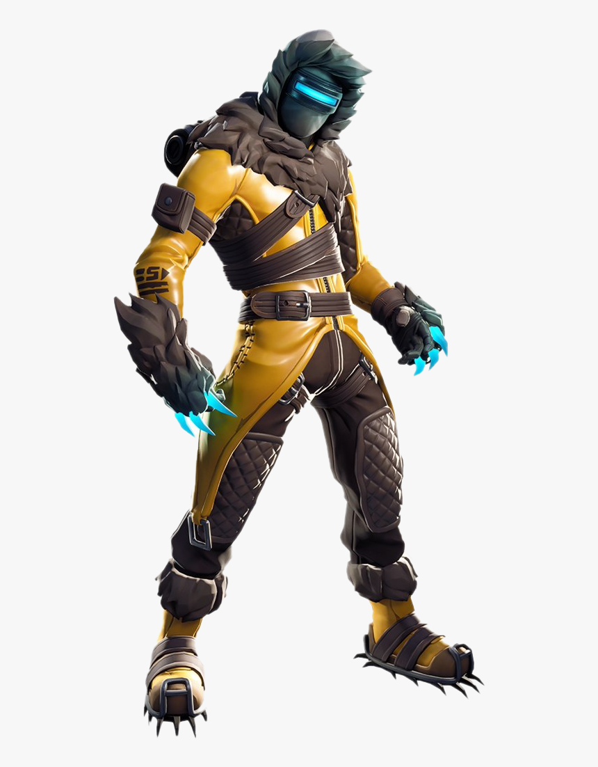 Transparent Fortnite Battle Royale Png - Fortnite Battle Royale Characters, Png Download, Free Download