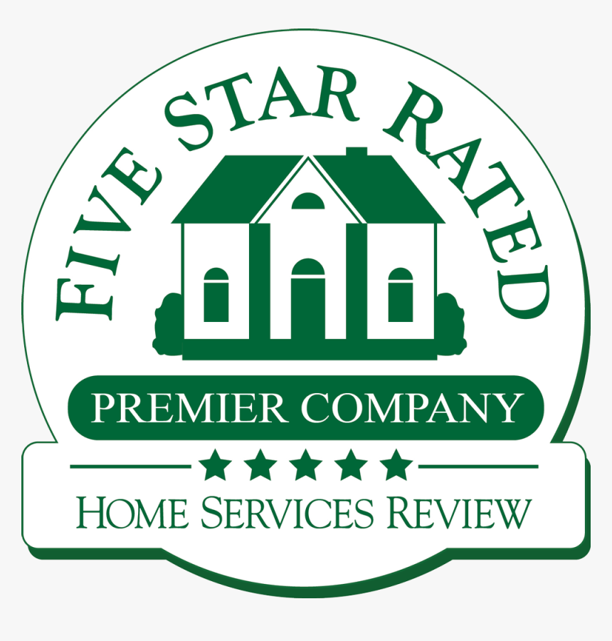 Five Star Rated Home Services Review , Png Download - Five Star Rated Home Services Review, Transparent Png, Free Download