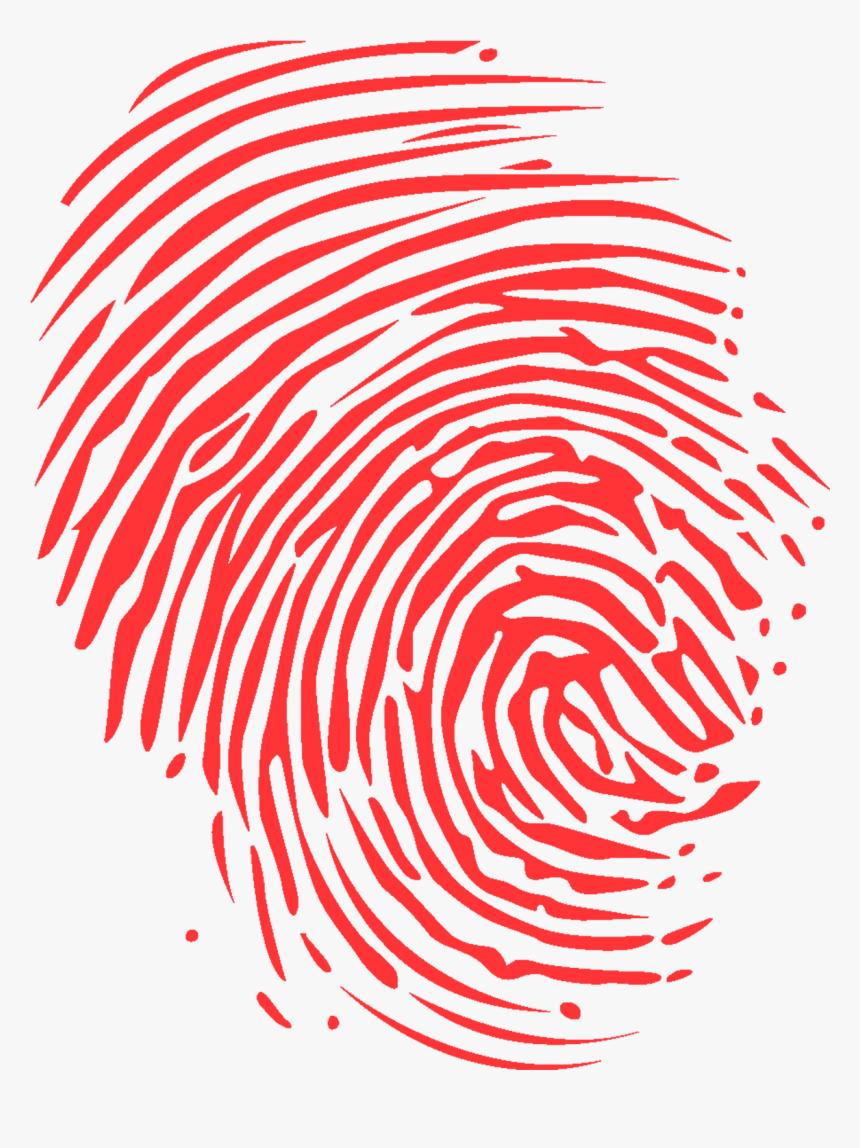 Fingerprint Png - Thumb Print In Png, Transparent Png, Free Download