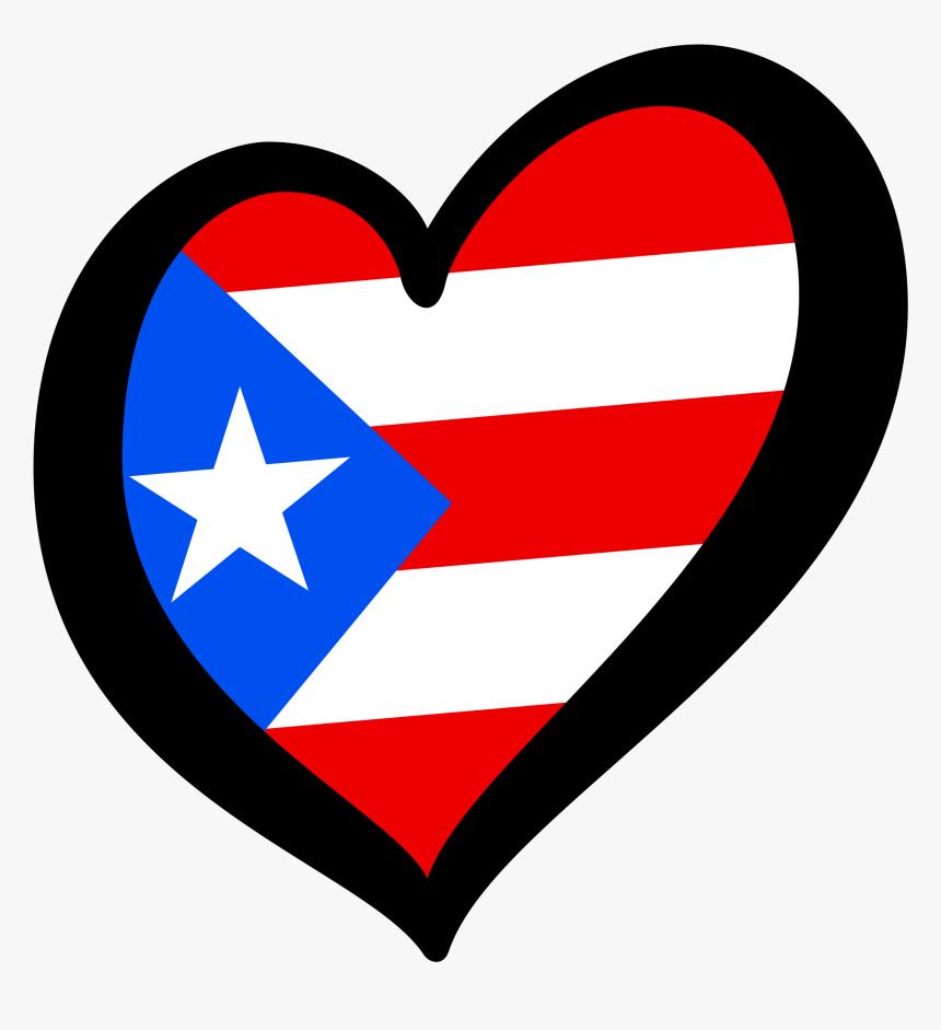 Free Puerto Rico Flag Svg, HD Png Download - kindpng