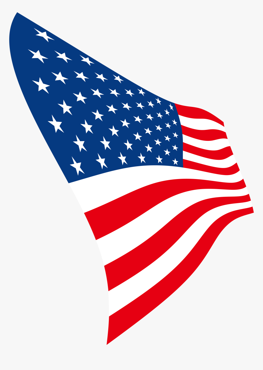 Coqui Drawing Flag Pr - Bandera De Estados Unidos Plana Png, Transparent Png, Free Download