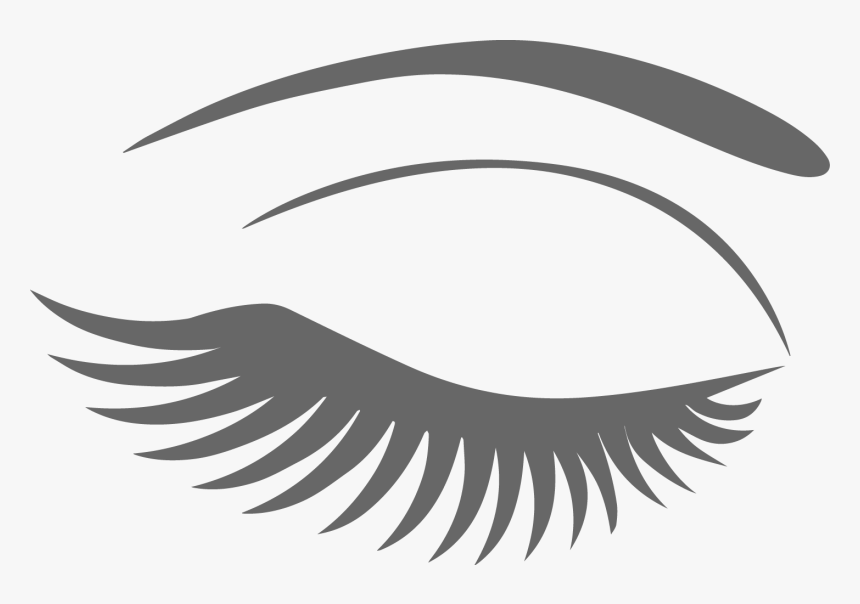 Eyelash Png - Eye Lashes Clip Art, Transparent Png, Free Download