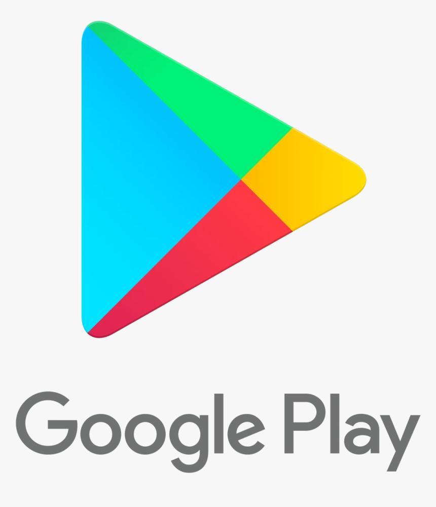 New Google Logo Transparent - Google Play Logo Transparent Background, HD Png Download, Free Download