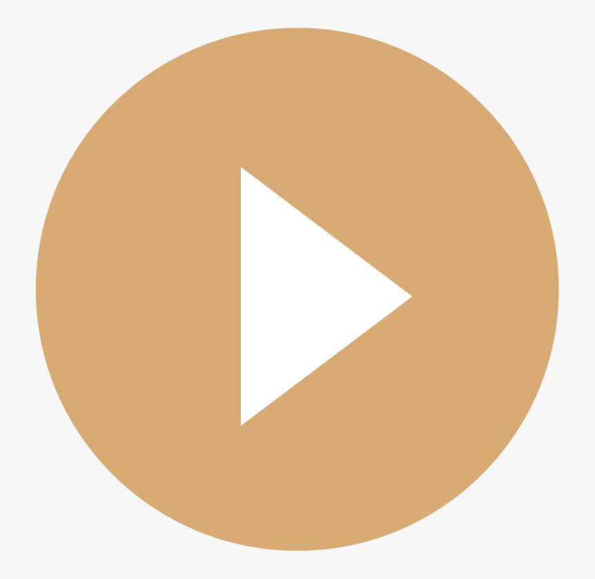 Brown Play Button Png, Transparent Png, Free Download