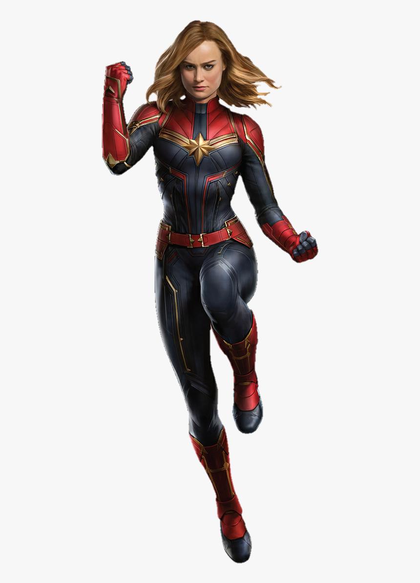 Captain Marvel Png Transparent Image - Captain Marvel Cutout, Png Download, Free Download