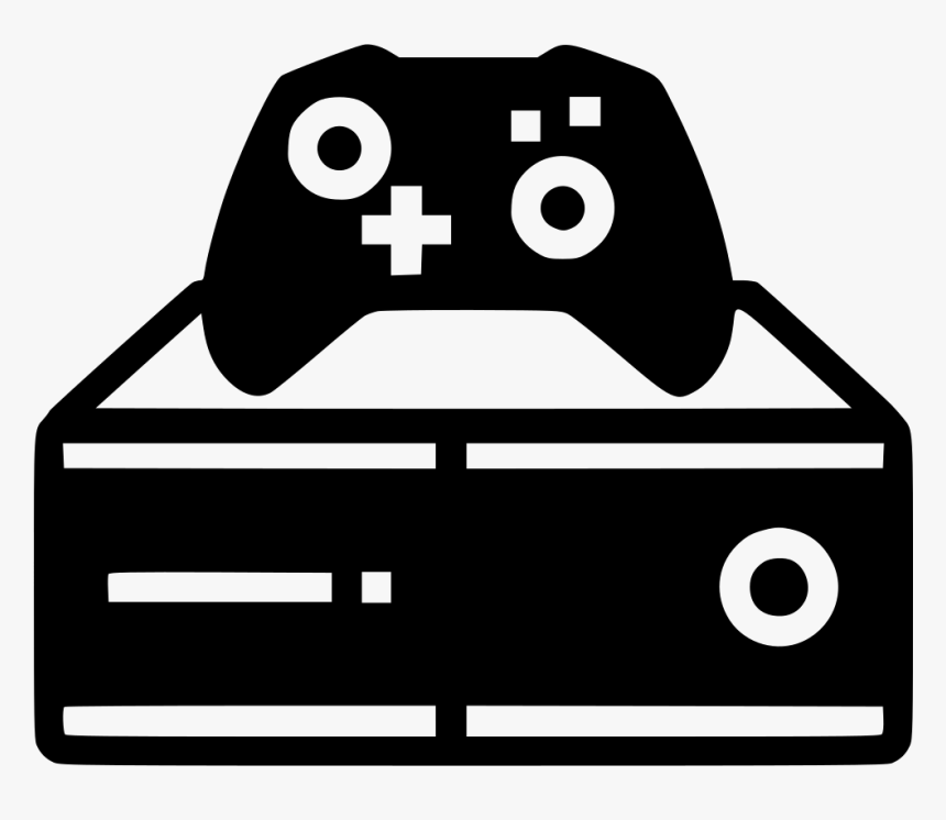 Xbox One Gaming Console Icon Png Transparent Png Kindpng