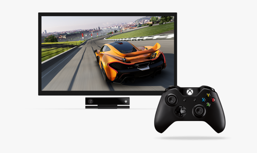 Xbox With Tv Png, Transparent Png, Free Download