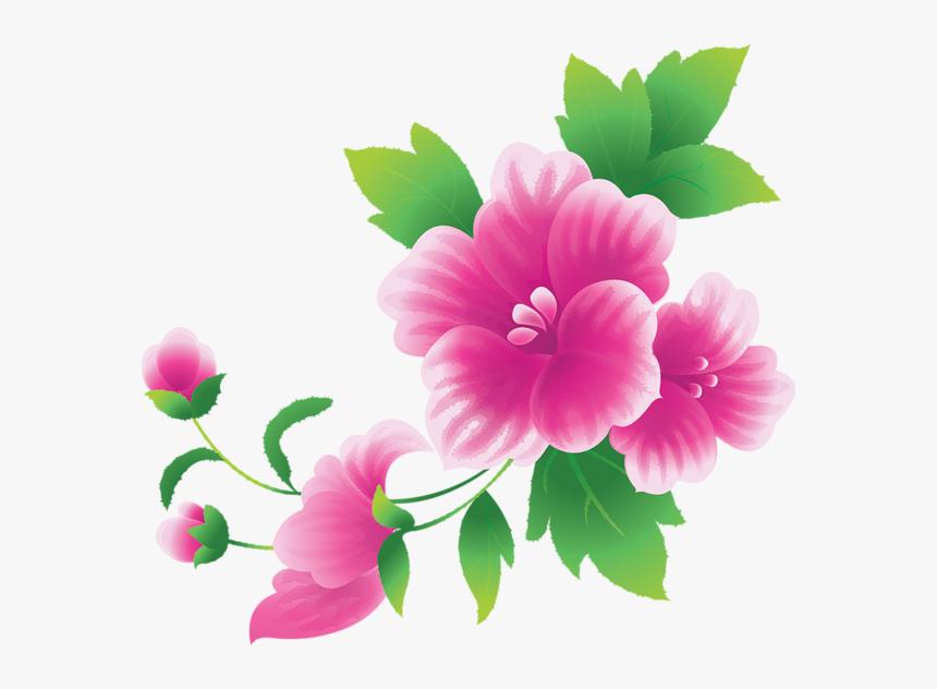 Free Birthday Cake Clipart | Flower art, Flower clipart, Free flower clipart