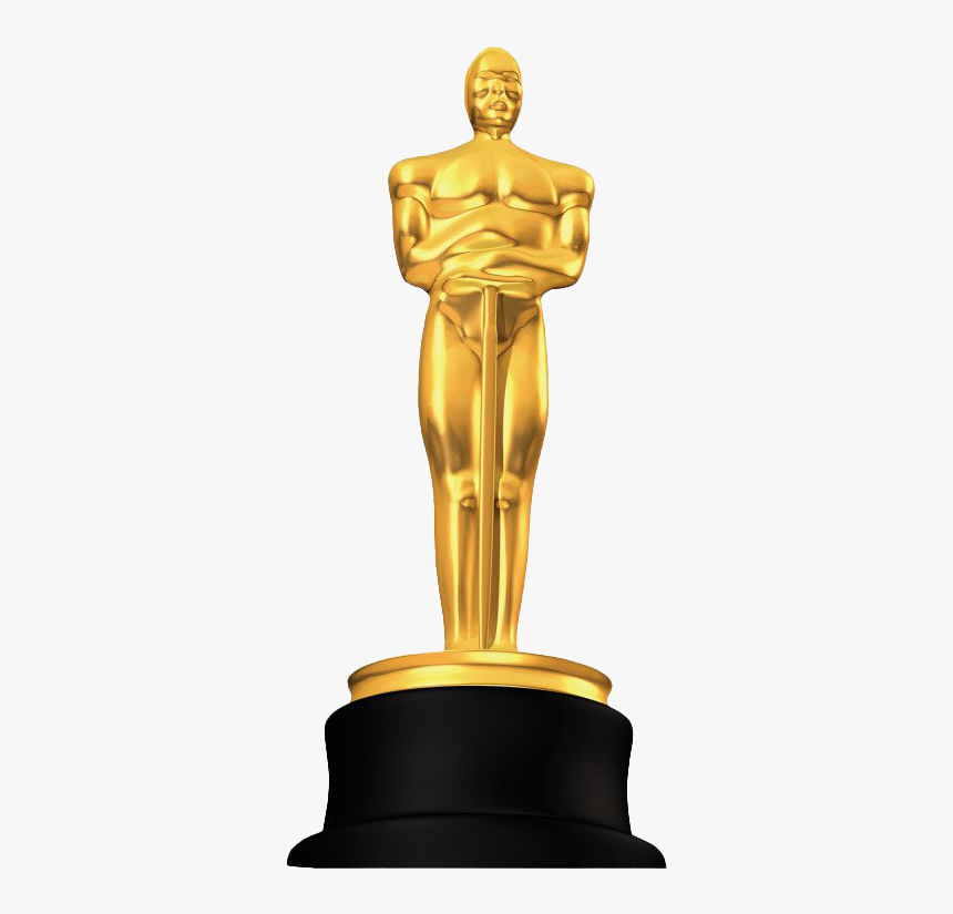Academy Awards Png The Oscars Png Download Png - Oscar Award Png, Transparent Png, Free Download