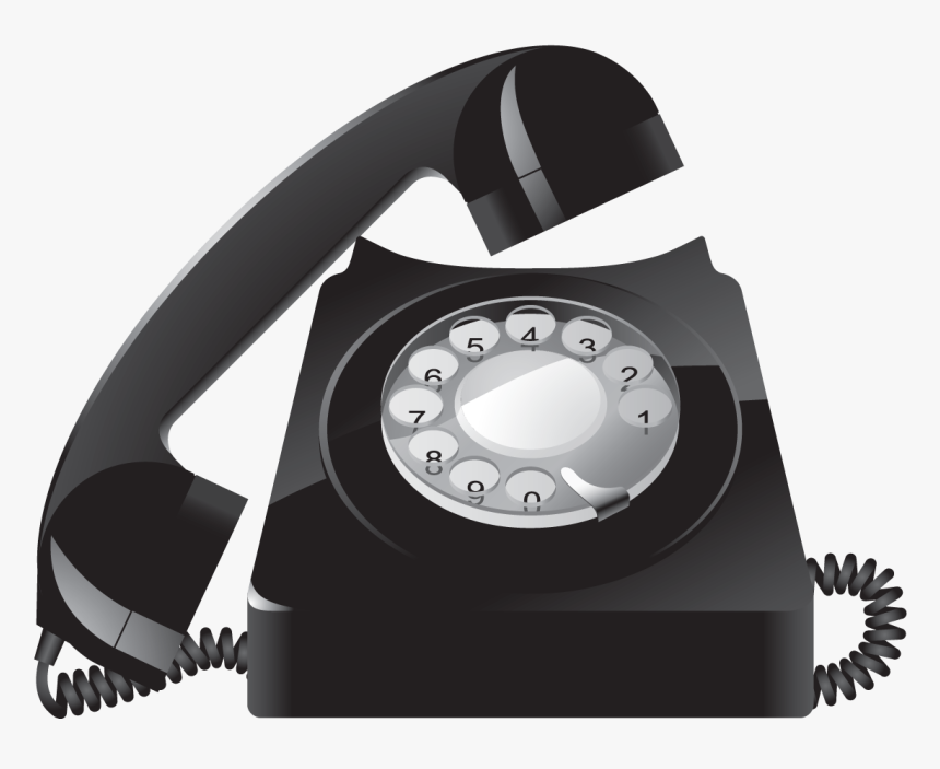 Telephone Email Icon - Vector, HD Png Download, Free Download