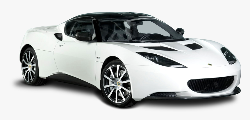 Lotus Car Png Image Hd - Lotus Evora 2011 White, Transparent Png, Free Download