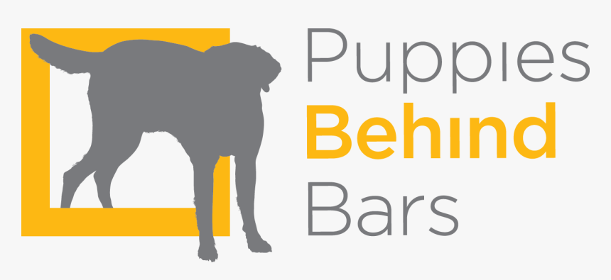 Puppies Behind Bars - Puppies Behind Bars Logo Transparent, HD Png Download, Free Download