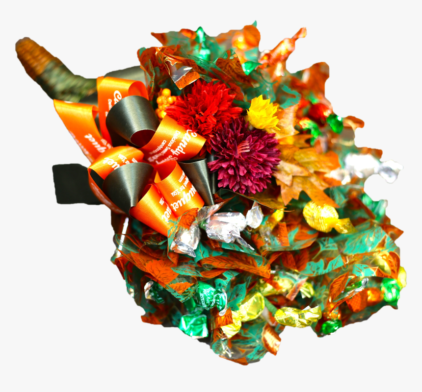 Free Thanksgiving Flowers Bouquet Png Image - Happy Birthday To A Genuine Friend, Transparent Png, Free Download