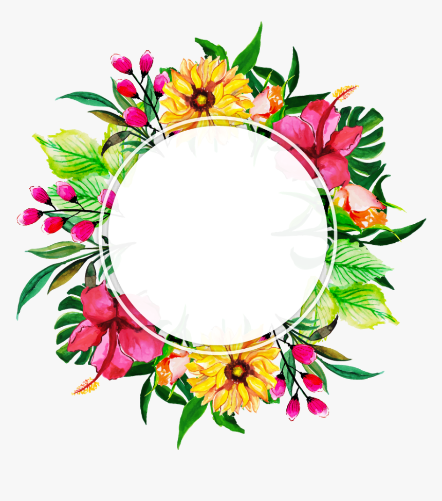 Happy Mothers Day Floral, HD Png Download, Free Download