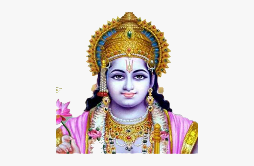 Krishna With Chakra Png, Transparent Png, Free Download