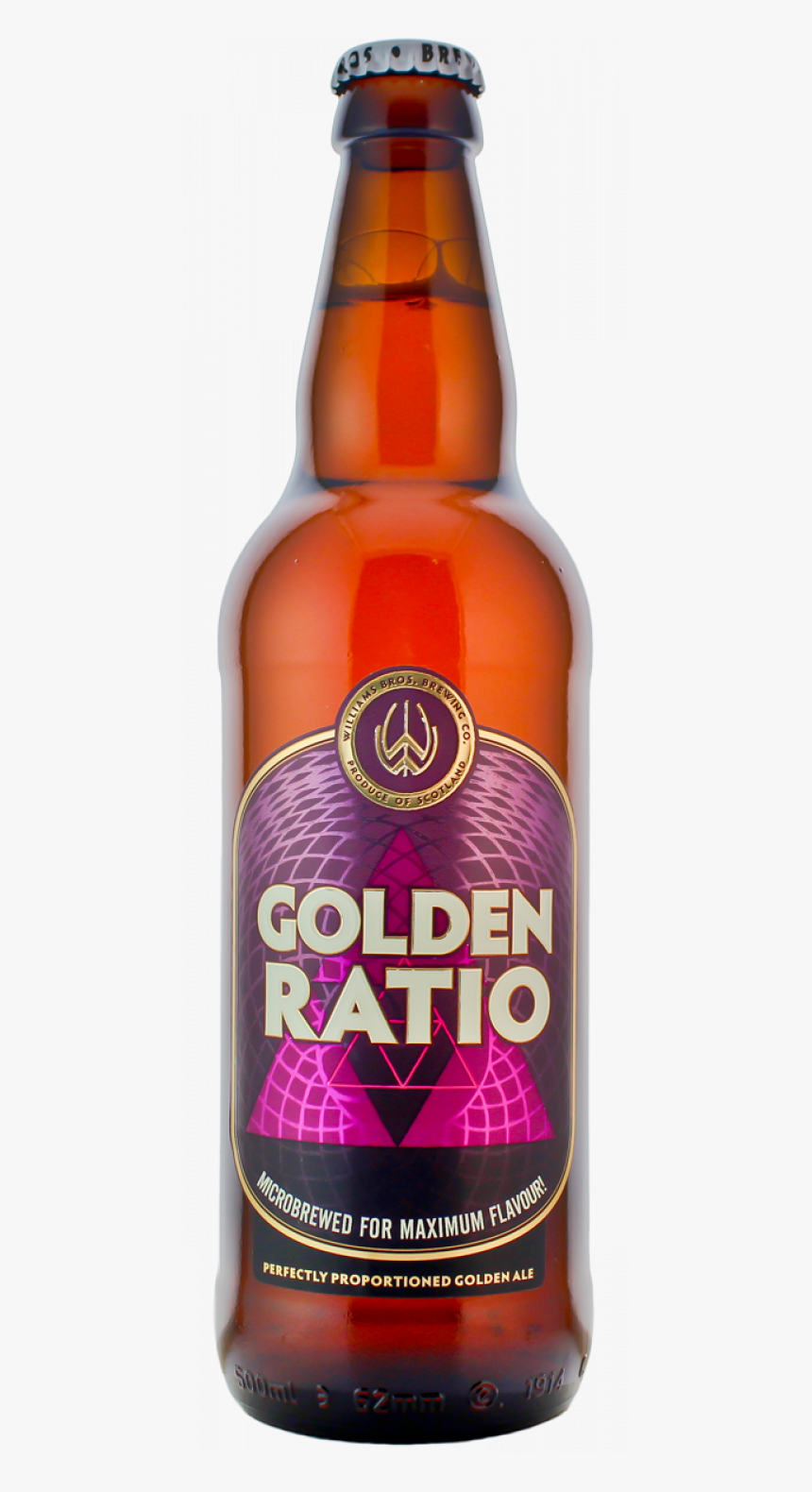 Golden Ratio - Golden Ratio Beer, HD Png Download, Free Download