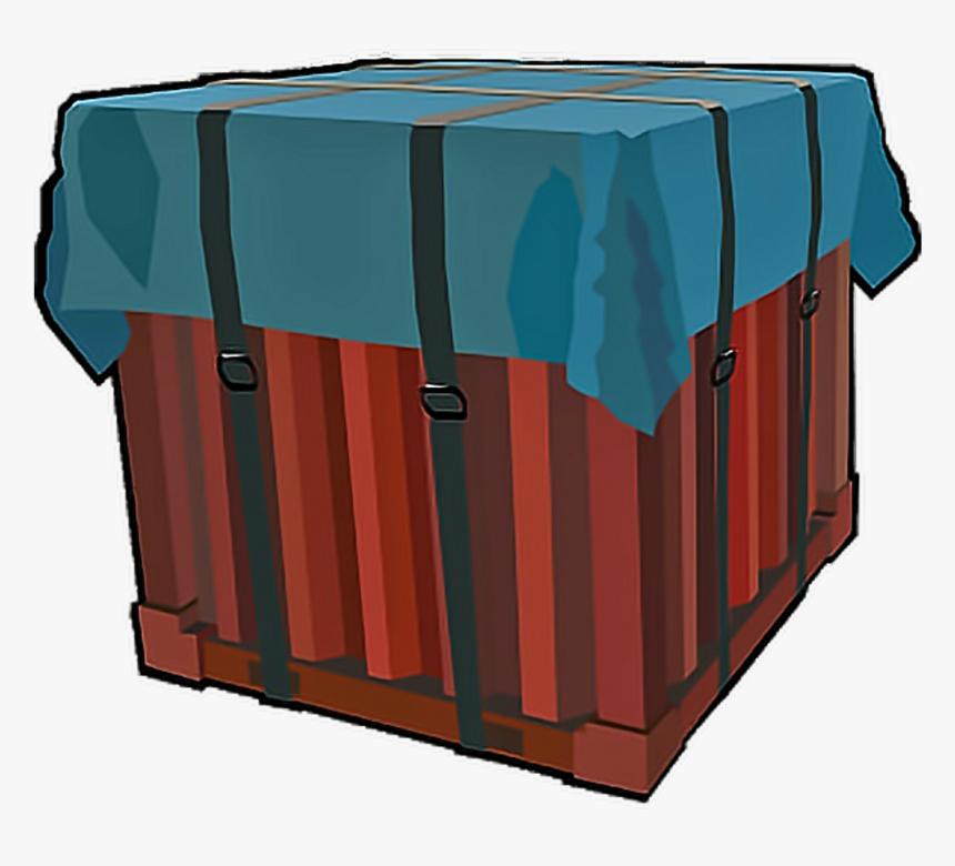 Pubg Clipart Loot - Pubg Drop Box Png, Transparent Png, Free Download
