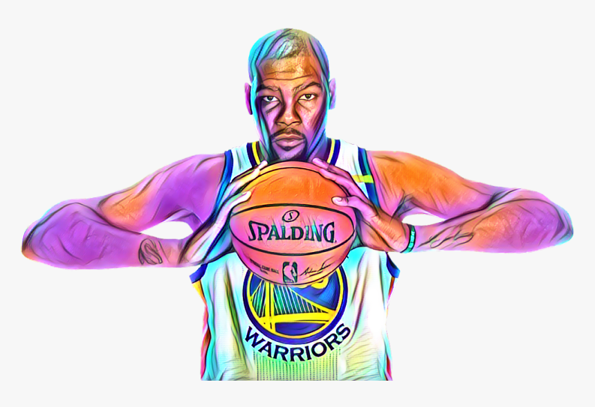 Kevin Durant With An Amazing First Play After Coming - Kevin Durant Edit, HD Png Download, Free Download