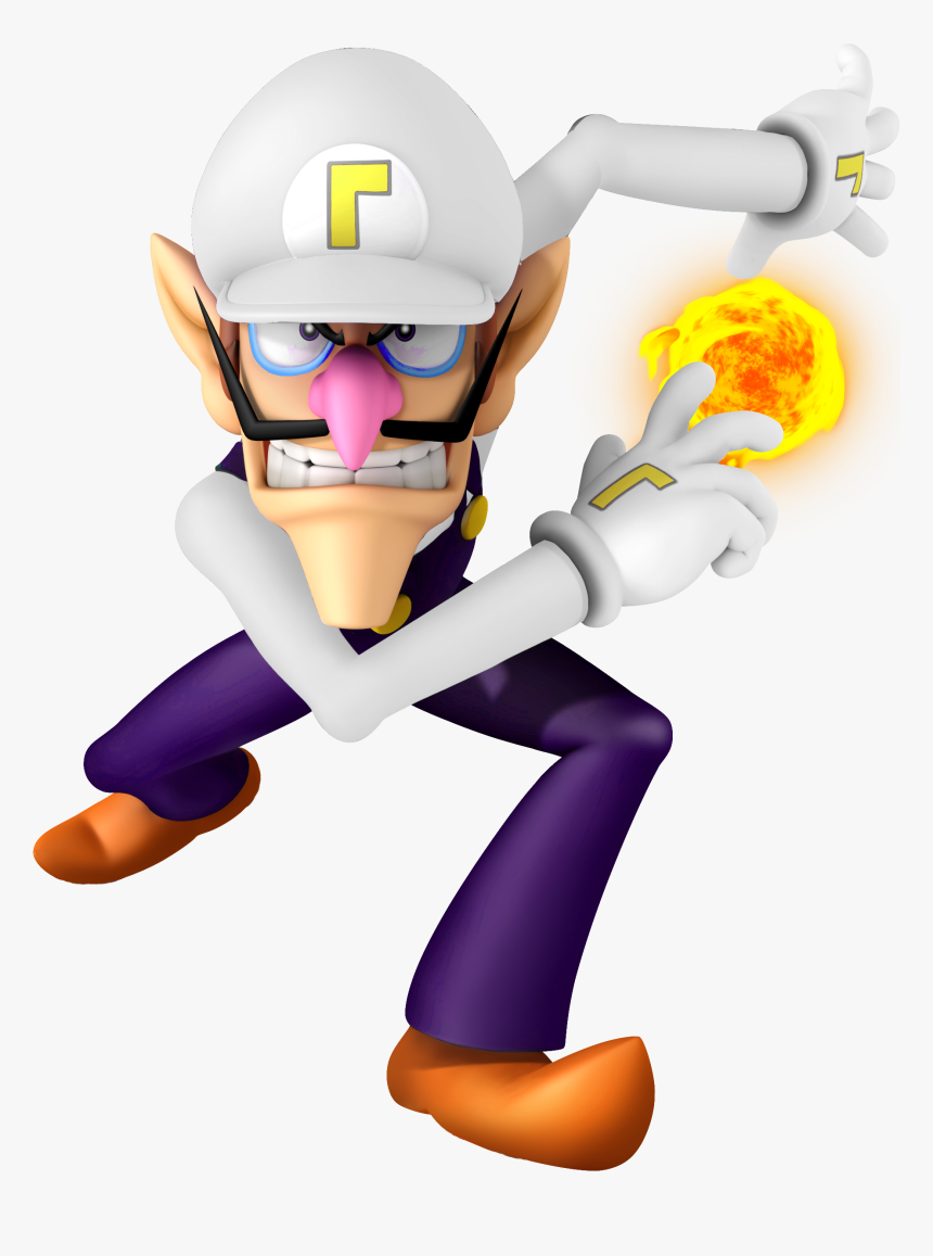 Waluigi Olympic Winter Games, HD Png Download, Free Download