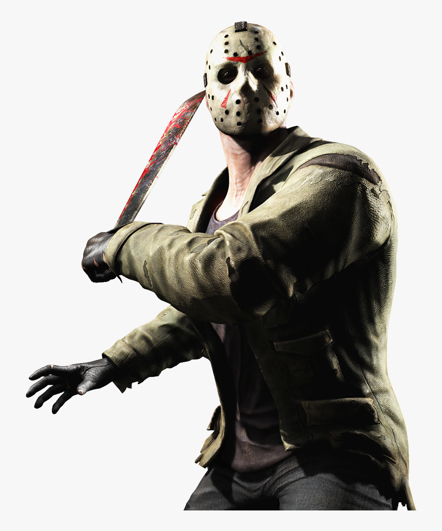 Mortal Kombat X Ios Jason Voorhees Render 3 By Wyruzzah D9eqbho Jason Friday The 13th Png Transparent Png Kindpng