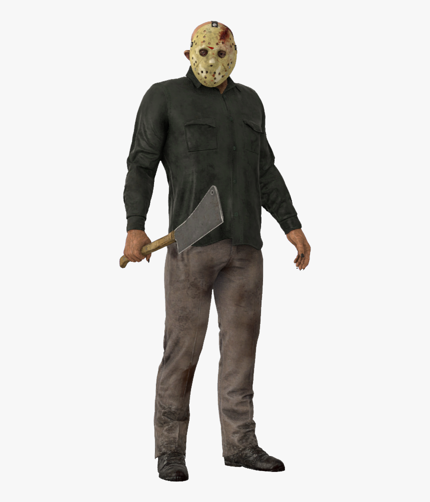 Transparent Jason Voorhees Mask Png Friday The 13th Game Part 4 Jason Png Download Kindpng