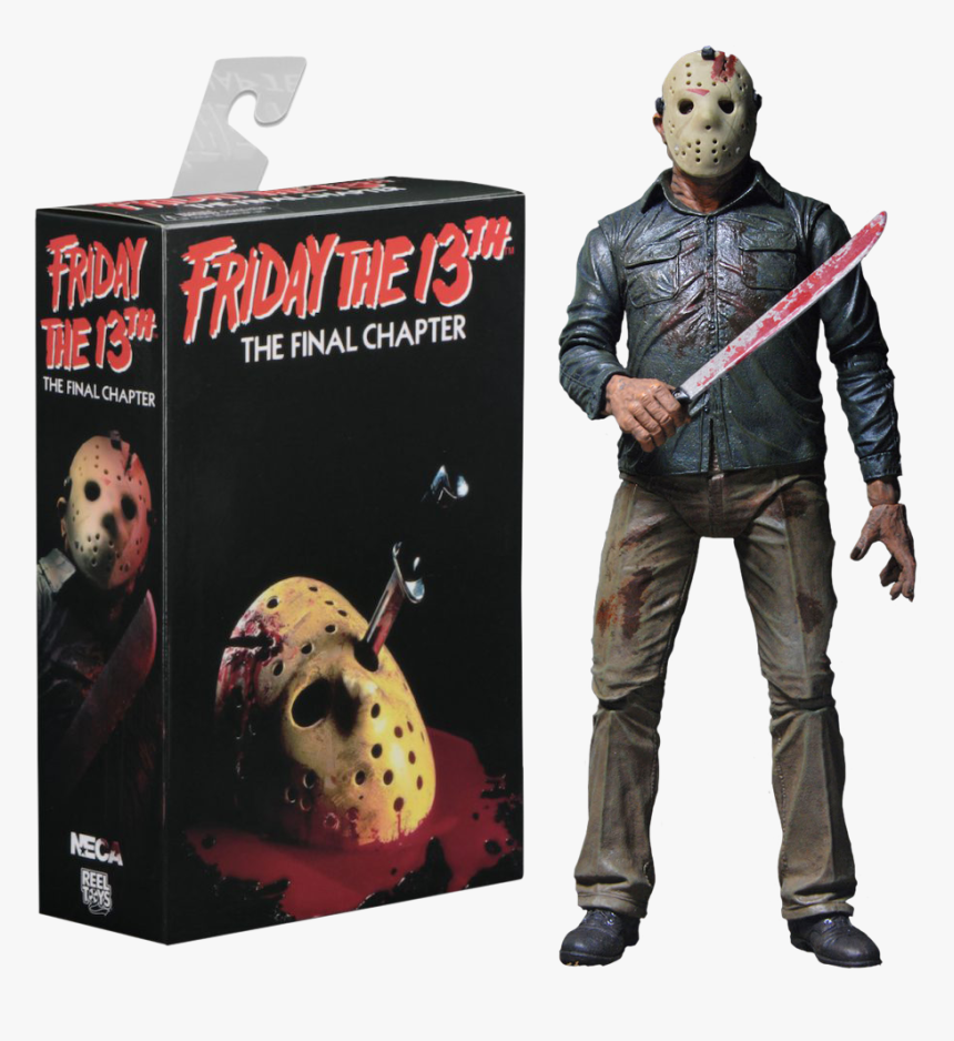 Neca Friday The 13th The Final Chapter, HD Png Download, Free Download