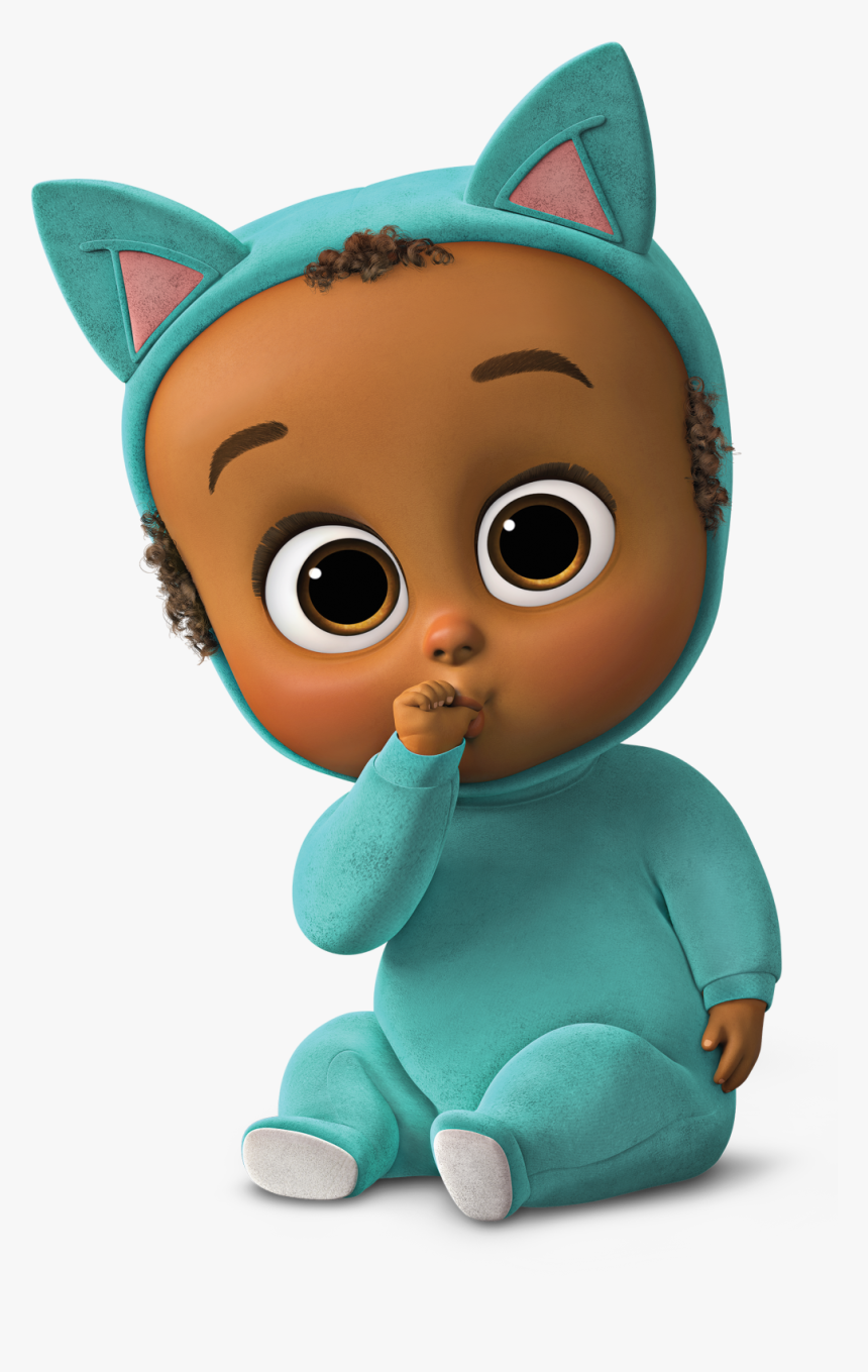 Transparent Baby Cartoon Png Triplets Boss Baby Characters