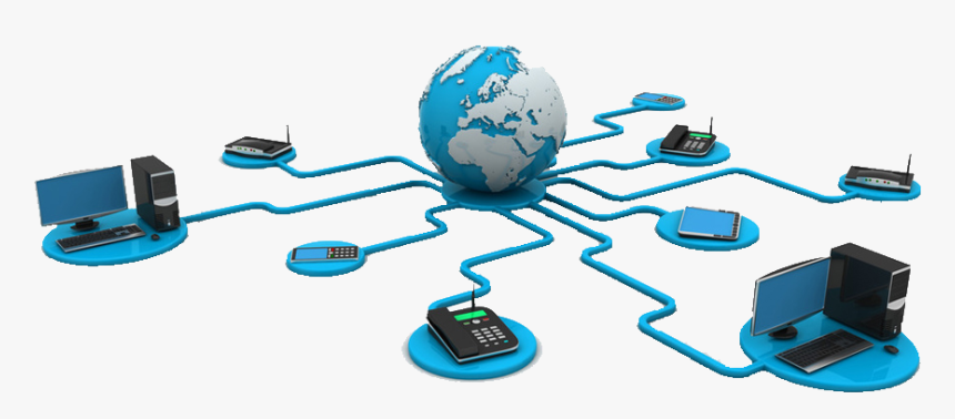 Computer Technology Free Png Image - Networking Facility Management Services, Transparent Png, Free Download