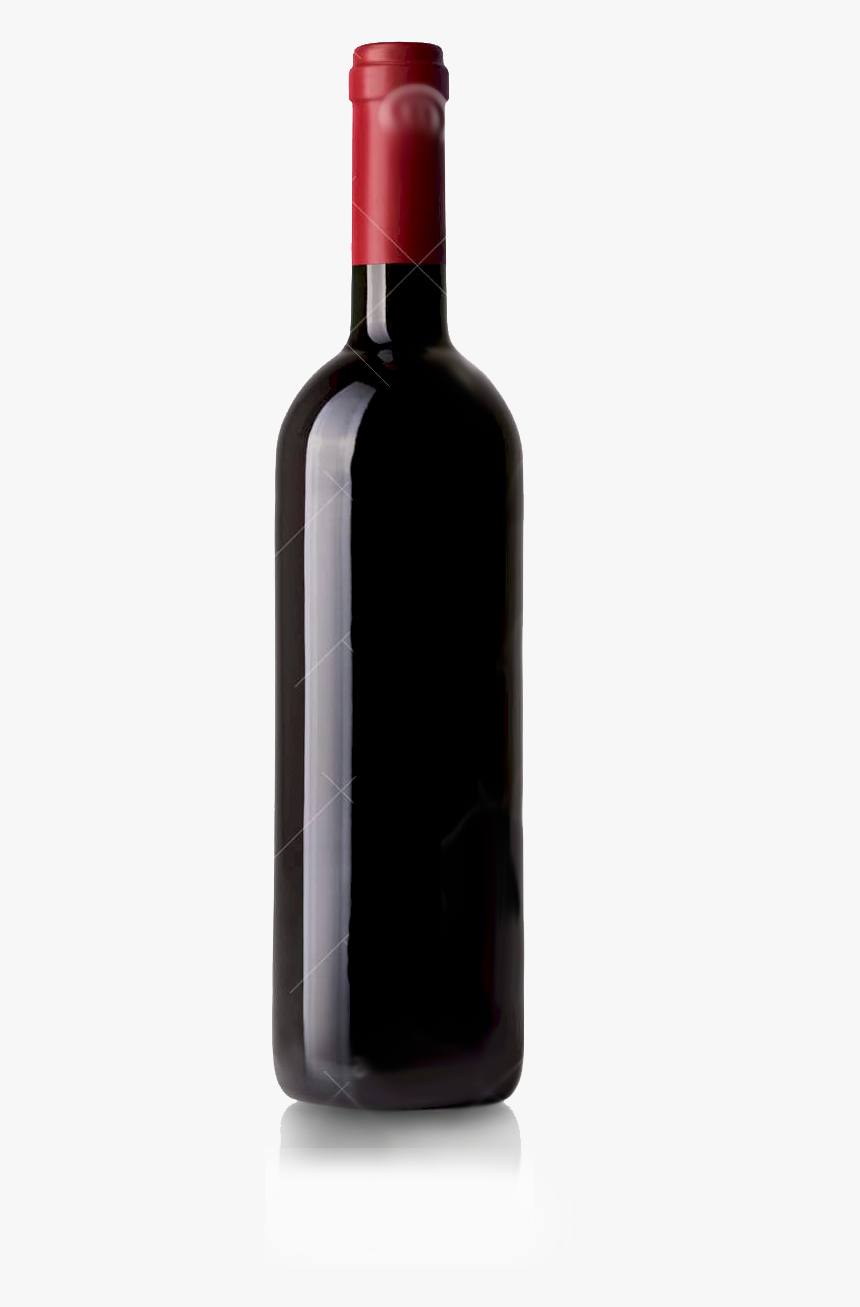Cartoon Red Wine Bottle, HD Png Download, Free Download