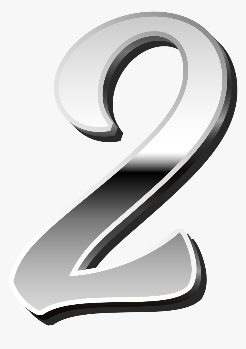 Silver Numbers Png , Png Download - Silver Numbers Clipart, Transparent Png, Free Download