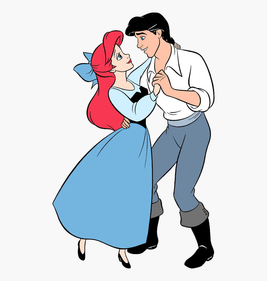 Picture Freeuse Stock And The Little Mermaid - Fairy Tale Characters In Real Life, HD Png Download, Free Download