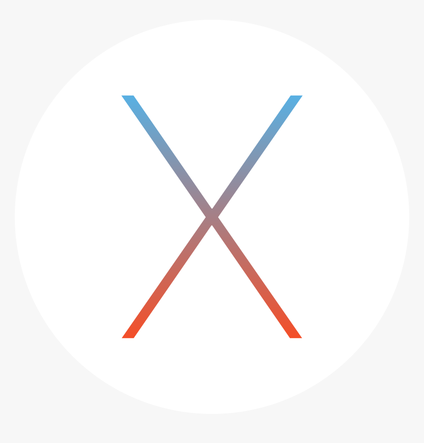 Os X El Capitan Icon, HD Png Download, Free Download