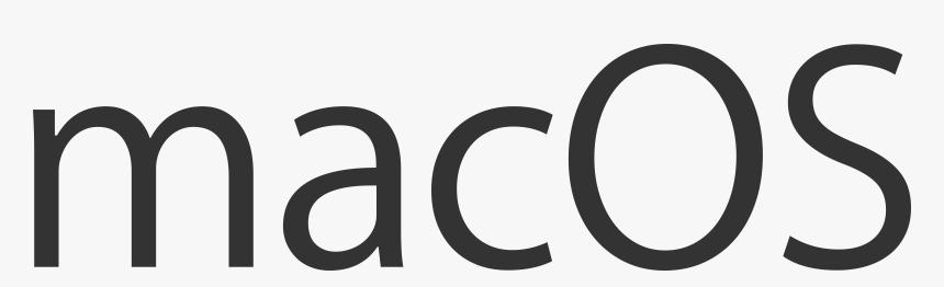 Mac Os Logo Png White, Transparent Png, Free Download