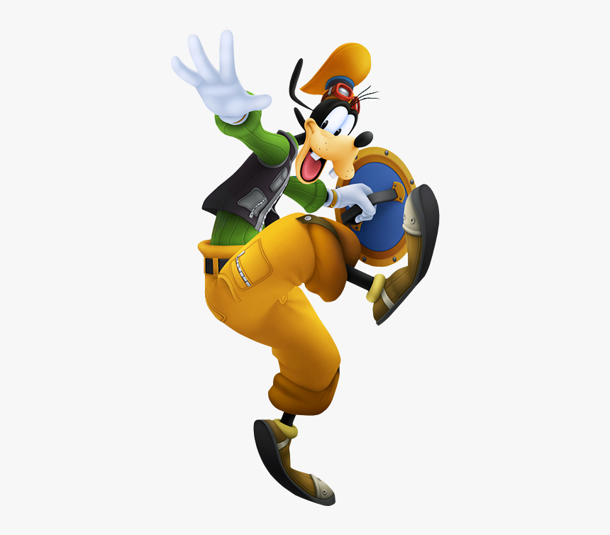 Goofy From Kingdom Hearts, HD Png Download, Free Download