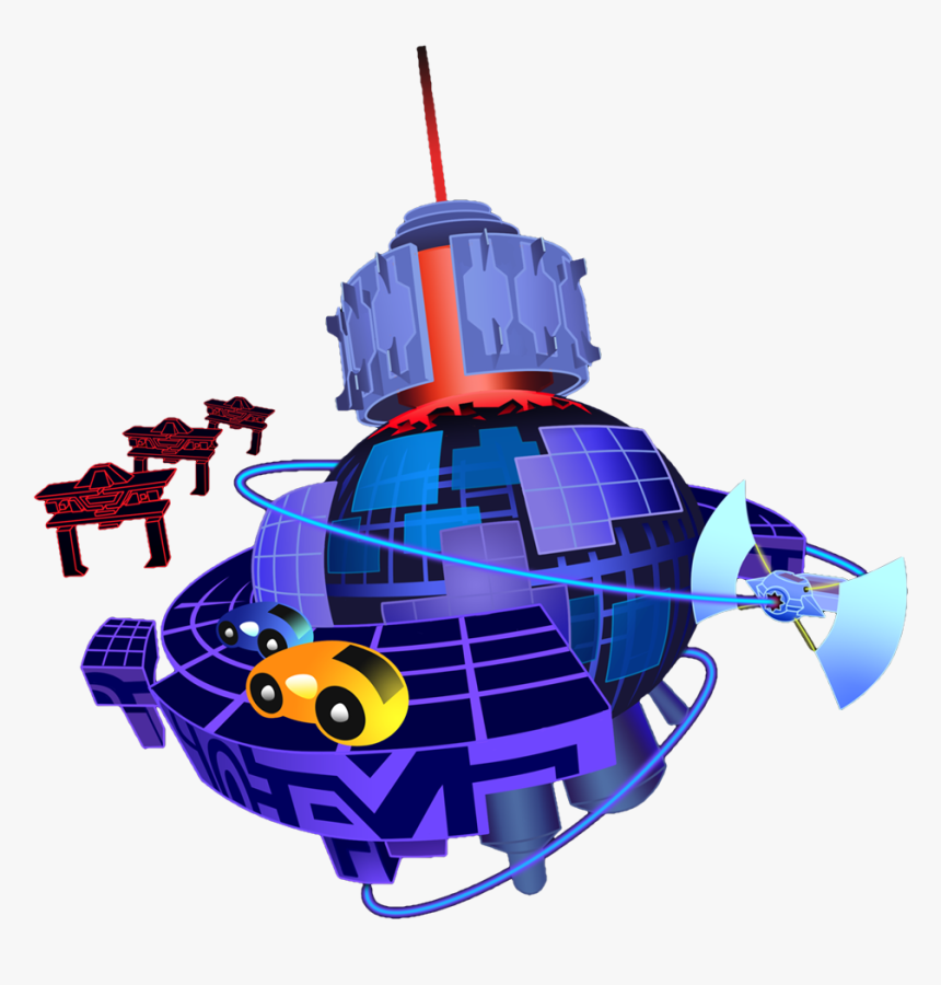 Kingdom Hearts Heartless Tron, HD Png Download, Free Download
