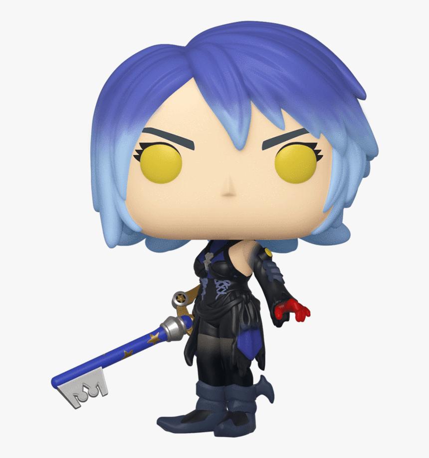 Funko Pop Kingdom Hearts Aqua, HD Png Download, Free Download