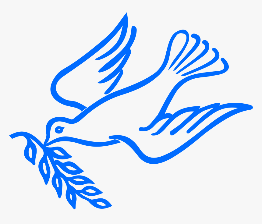 Dove Big Image Png - Dove Of Peace Png, Transparent Png, Free Download