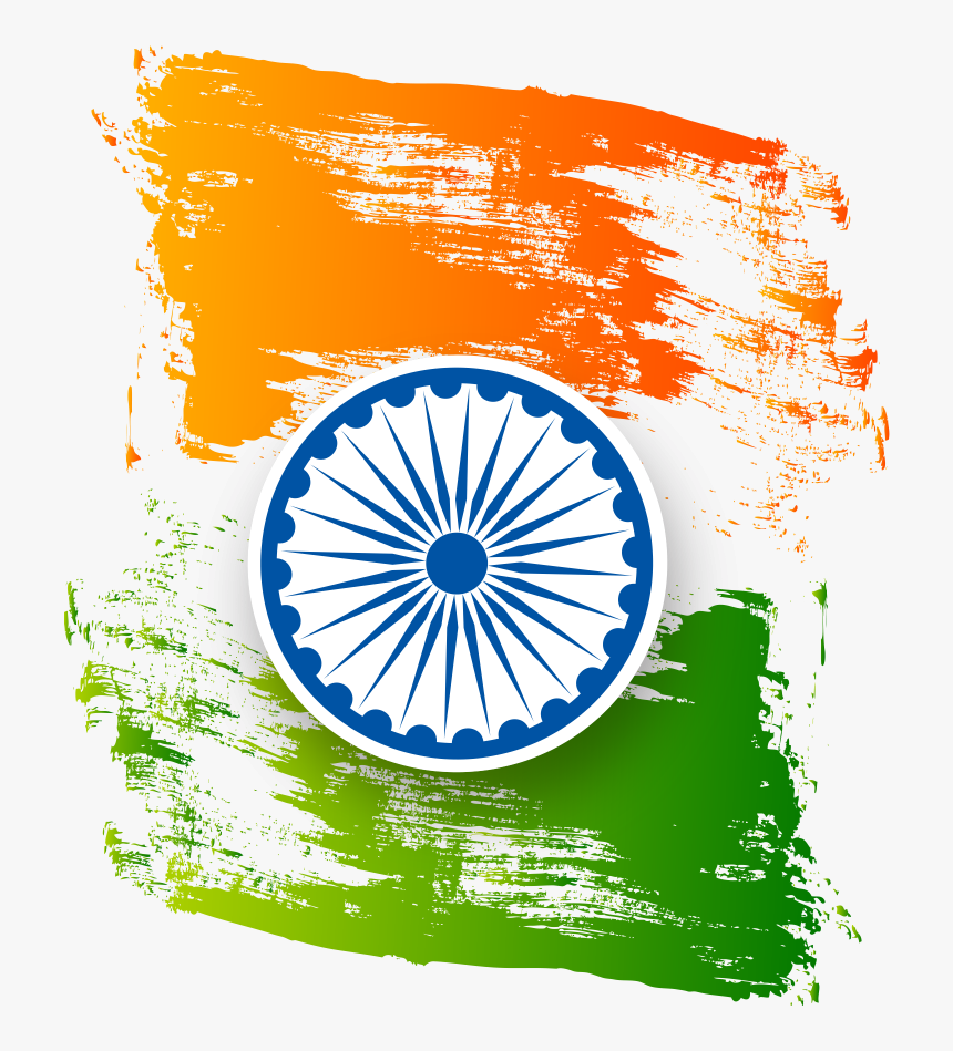 Independence Day India Flag Hd Png Download Kindpng