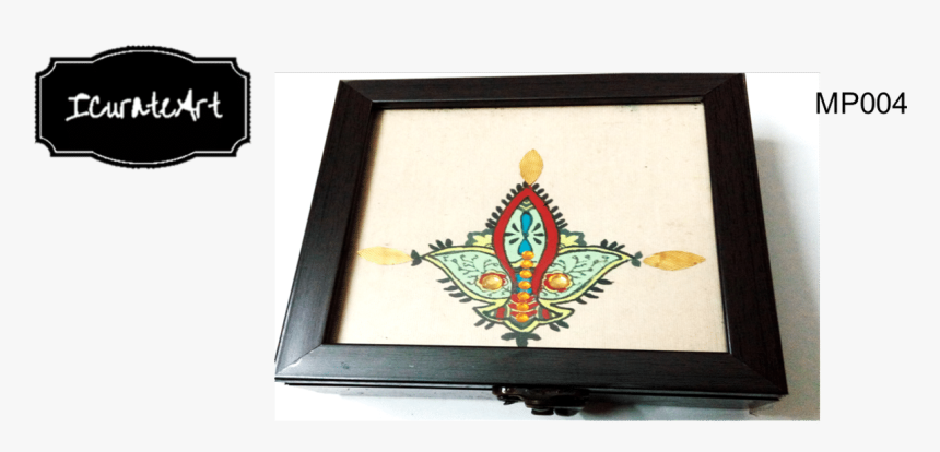 Morpankh Collection Box Mp004 - Cross-stitch, HD Png Download, Free Download