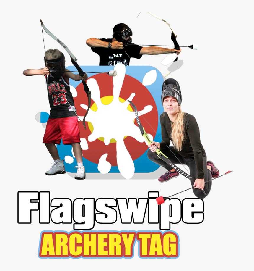 Archery Tag Icon Splash - People Are Stupid, HD Png Download, Free Download