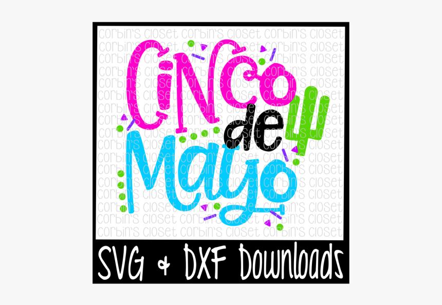 Free Cinco De Mayo Svg * Cinco De Mayo Cut File Crafter - Free Cinco De Mayo Svg, HD Png Download, Free Download