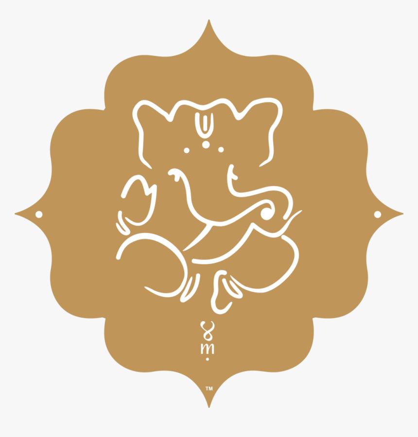 Transparent Ganesha Png - Gold Ganesha Clip Art, Png Download, Free Download