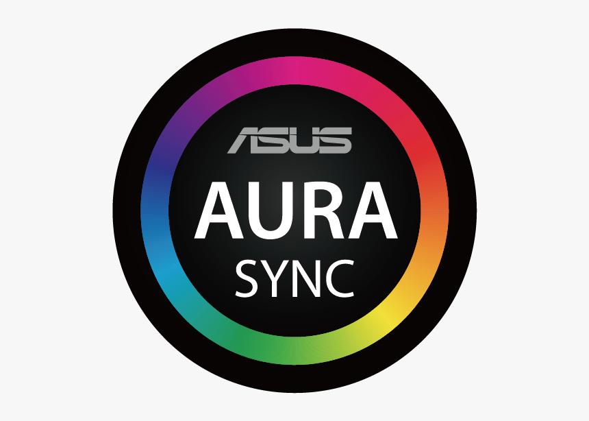 Asus Aura Sync Logo, HD Png Download - kindpng