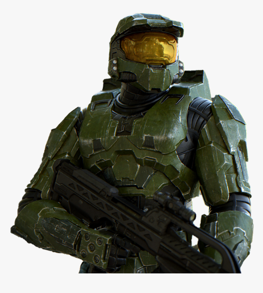 Halo 2a Master Chief Hd Png Download Kindpng