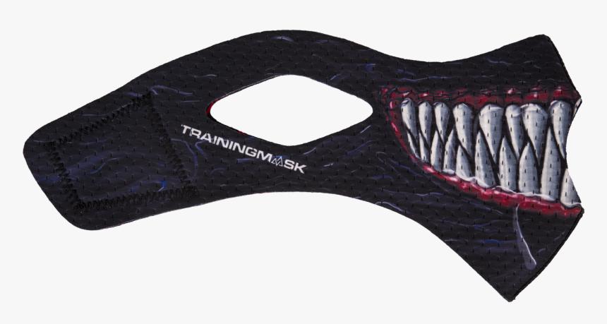 0 Dark Venom Sleeve - Sleeve Training Mask Venom, HD Png Download, Free Download