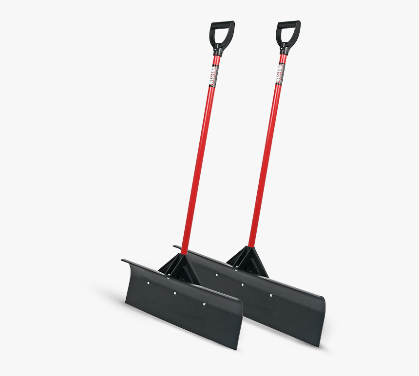 Pusher Shovel Image - Steel Snow Plow Shovel, HD Png Download, Free Download