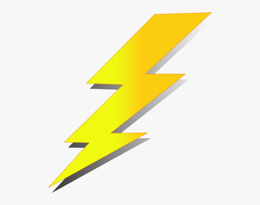 Lightning Bolt Clipart Transparent Hd Png Download Kindpng