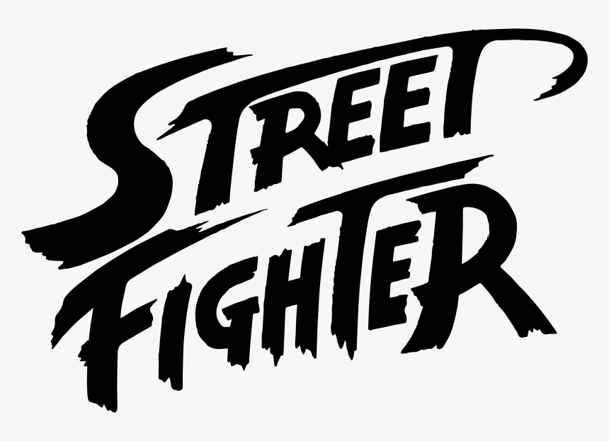Street Fighter Logo Png Transparent Png Kindpng