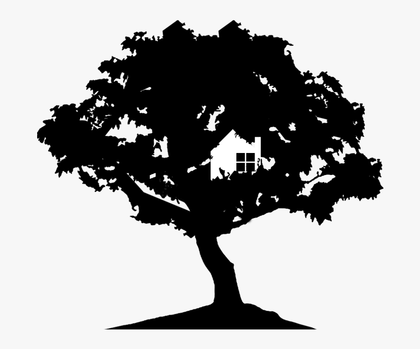 the gallery for black tree logo tree vector tree vector silhouette png transparent png kindpng tree vector silhouette png transparent