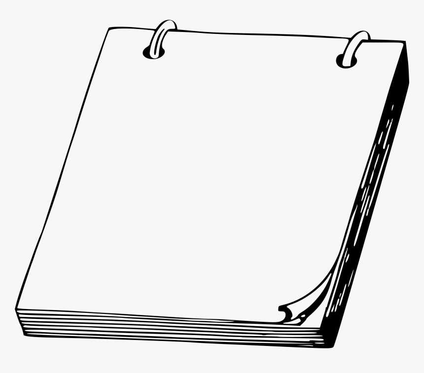 Line Art,angle,area - Note Book Drawing, HD Png Download, Free Download